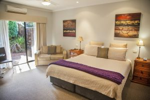 Unit 8 Queen Spa Vintages Accommodation Margaret River